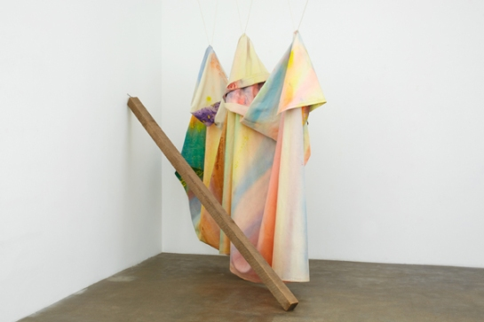 Sam Gilliam; Rondo; 1971